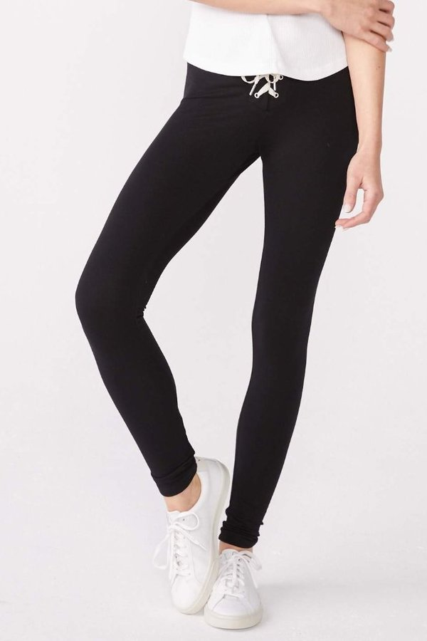 Monrow Lace Up Legging