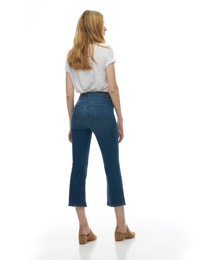 Yoga Jeans Chloe Straight High Rise