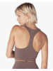 BEYOND YOGA Twist Around Racerback Cropped Tank