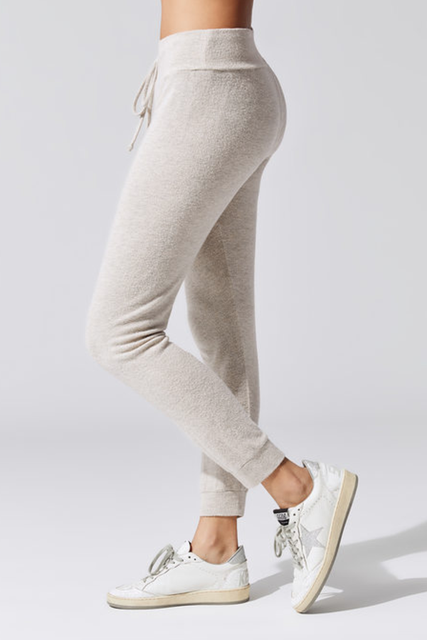 BEYOND YOGA Brushed Up Midi Jogger