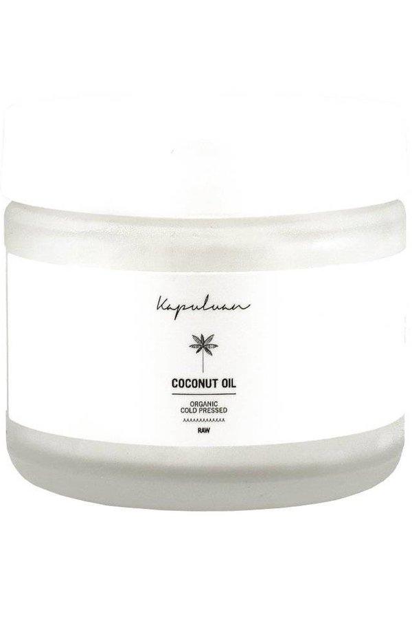 Kapuluan Glass Jar Raw Organic Coconut Oil