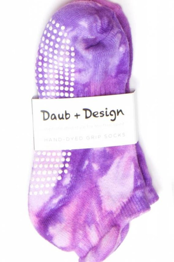 Daub + Design Chaussettes Grippy