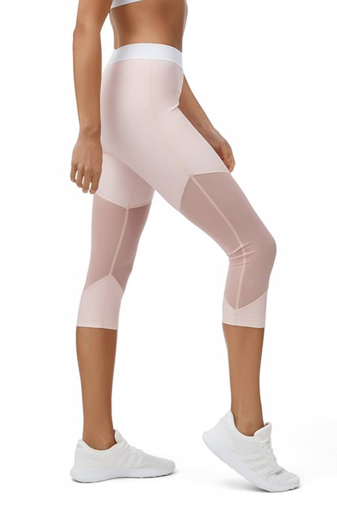 All Fenix Scarlett Blush 3/4 Leggings