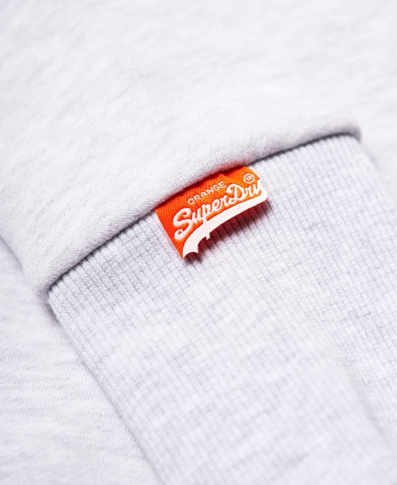 SUPERDRY Superdry orange label ziphood