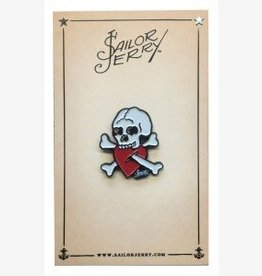 Sailor Jerry Sailor Jerry Crossed Up Enamel Pin