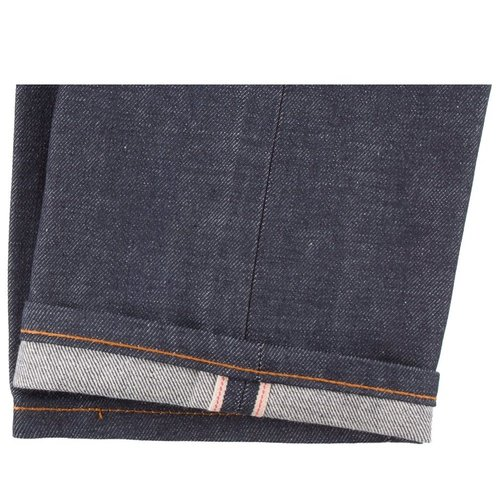 Naked & Famous Dirty Fade Selvedge - Weird Guy