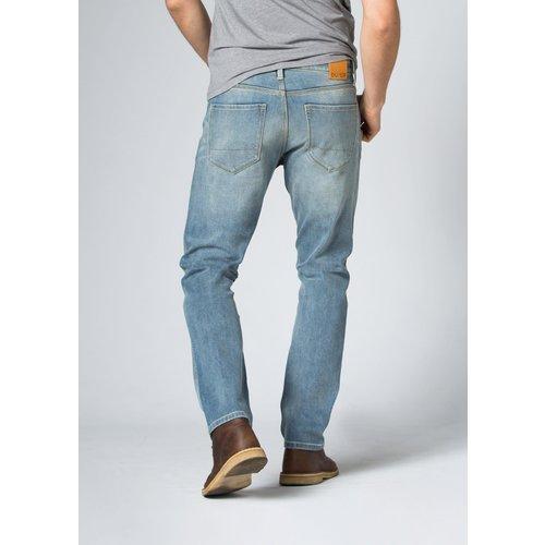 Du/er Midweight Denim Straight Jeans - Ryder