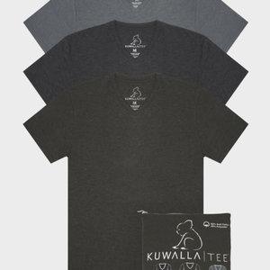 Kuwalla-tee 3 Pack - V Neck Tees