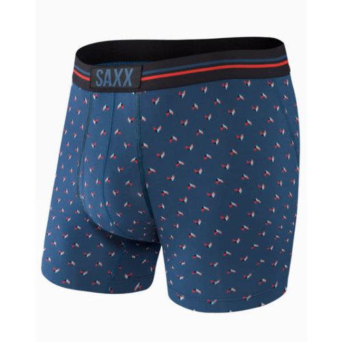 SAXX Ultra Boxer Brief - Blue Foxy