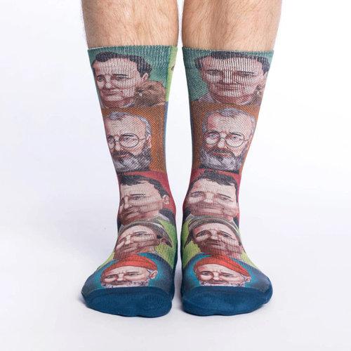Good Luck Sock Bill Murray Socks