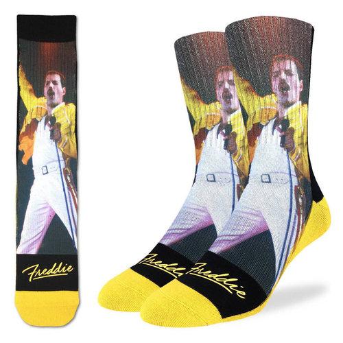 Good Luck Sock Freddie At Wembley Socks