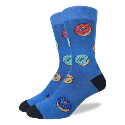 Good Luck Sock Donuts Socks