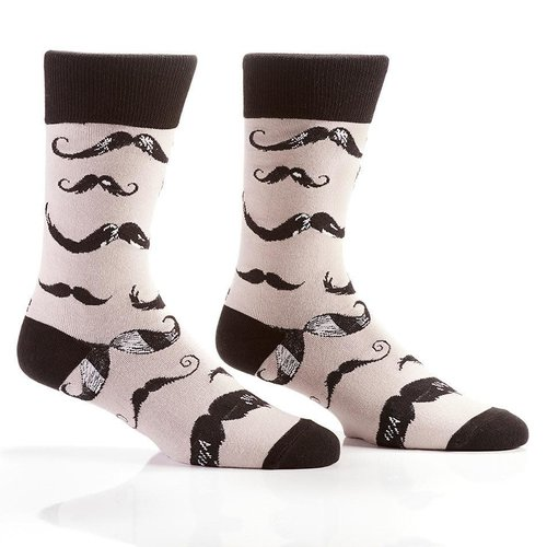 Yo Sox Barbershop Crew Socks