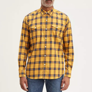Levis Barstow Western Shirt - Plaid