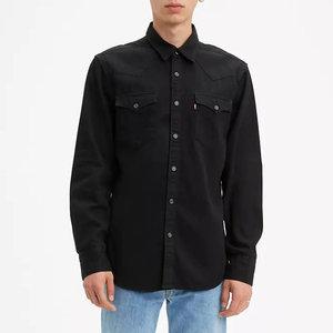 Levis Barstow Western Shirt - Black