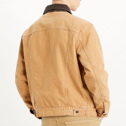 Levis Lined Trucker Jacket