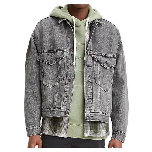 Levis Vintage Fit Trucker Jacket - Grey