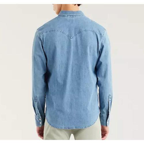 Levis Barstow Western Shirt - Worn In