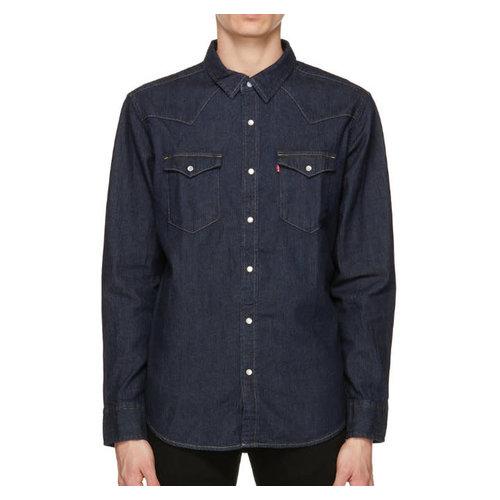 Levis Barstow Western Shirt - Indigo