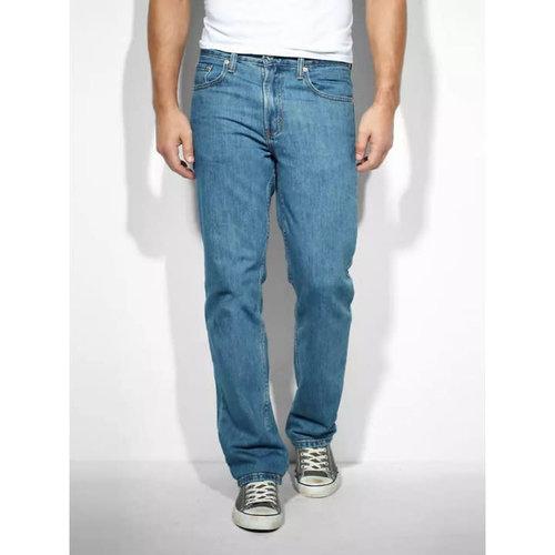Levis 516 Slim Straight Jeans - Light Wash