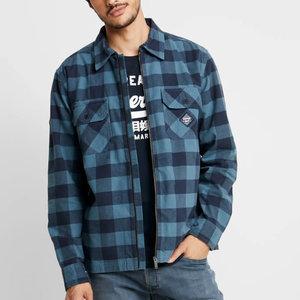 Superdry Workwear Zip Through Shirt