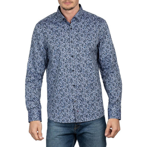 English Laundry Busy Floral L/S Dress Shirt