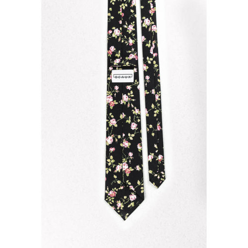 Beaux American Beauty Skinny Necktie