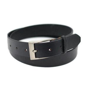 Fontana Leather Design English Bridle Belt - Black