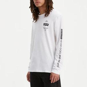 Levis Logo L/S Sleeve Tee Shirt