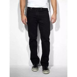 Levis 516 Slim Straight Jeans - Black
