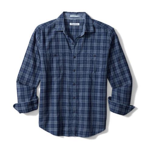 Tommy Bahama Double Indigo Shirt
