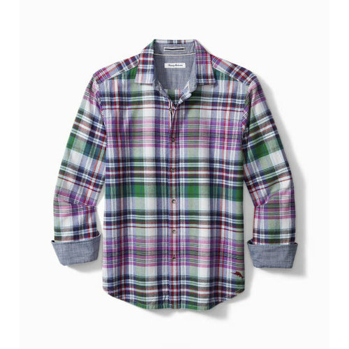 Tommy Bahama Montauk Flannel Shirt