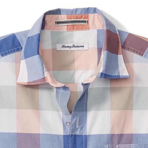 Tommy Bahama Paradise Poplin Check Shirt