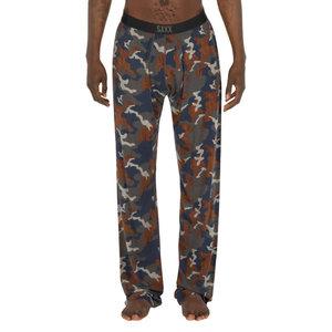 SAXX Sleepwalker Pants - Woodgrain Camo