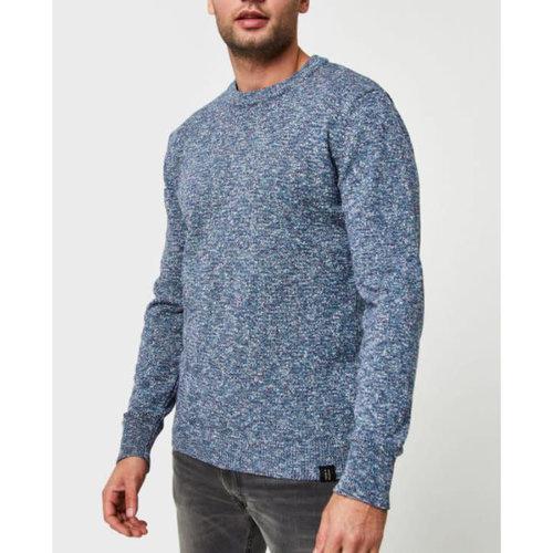 Scotch & Soda Recycled Cotton Blend Crewneck Sweater