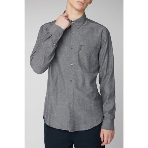 Ben Sherman Brushed Flannel L/S Shirt
