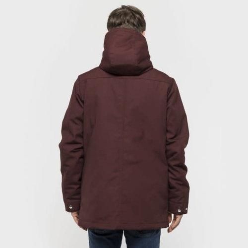 RVLT Leif Parka Jacket - Bordeaux
