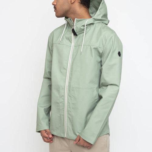 RVLT Martin Hooded Shell Jacket - Green