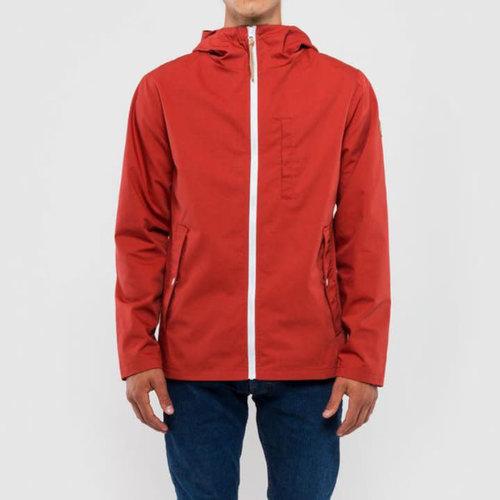 RVLT 7616 Hooded Jacket - Red