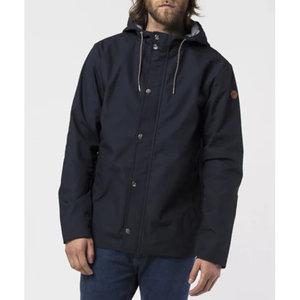RVLT Bjoern Hooded Shell Jacket - Navy