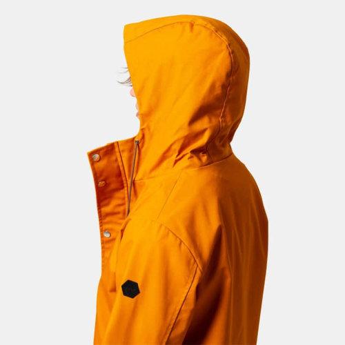 RVLT Bjoern Hooded Shell Jacket - Orange