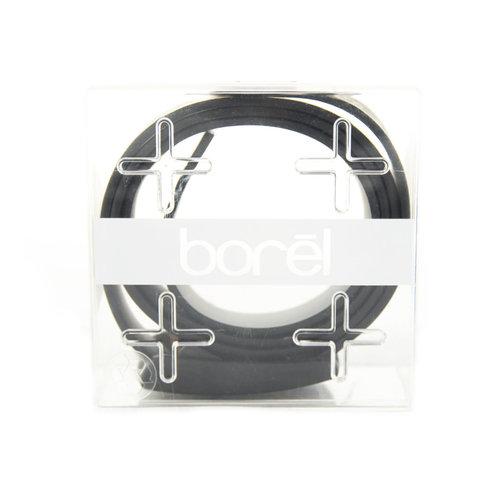 Borel Nickel Free Belt - Black