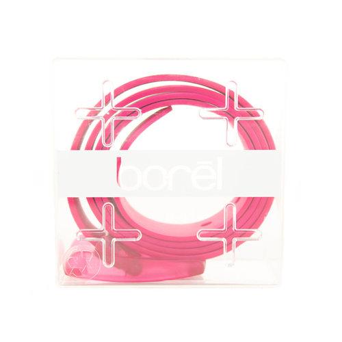 Borel Nickel Free Belt - Pink