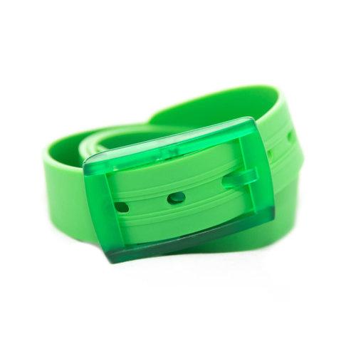 Borel Nickel Free Belt - Green