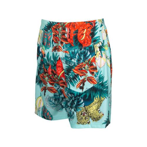 "SAXX Betawave Swim Shorts 17"" - Disco Jungle"
