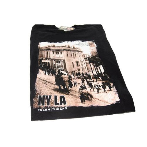 NYLA Fresh Thread Nanaimo Heritage T-Shirt - Elephants