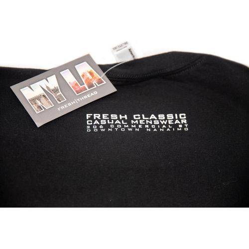 NYLA Fresh Thread Nanaimo Heritage T-Shirt - Horse Racing