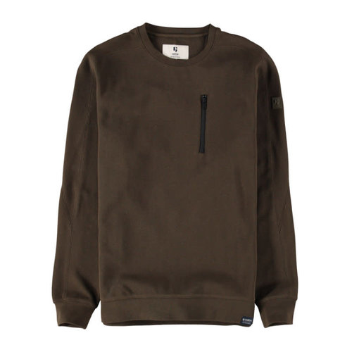 Garcia Zip Pocket Sweater
