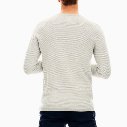 Garcia Ribbed Striped Sweater