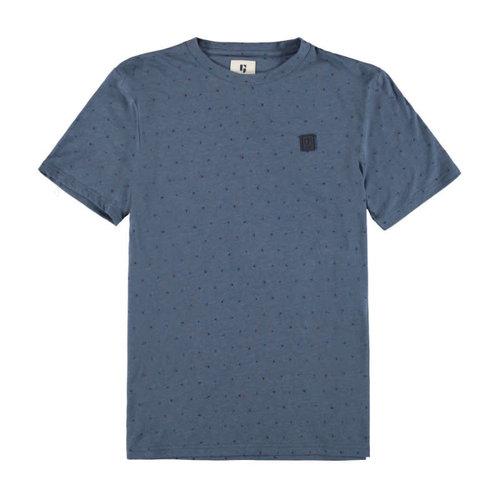Garcia Mini Dot All Over Print T-Shirt